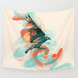 Ravenous Wall Tapestry