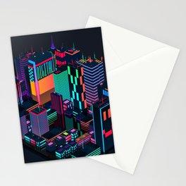 Digital City Stationery Cards