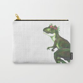 Pretty T-Rex Carry-All Pouch