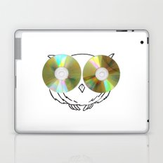 CD Owl Laptop & iPad Skin