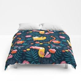 Rainforest Comforters