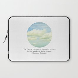 The beauty of the dreams Laptop Sleeve
