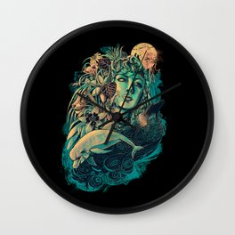 Gaia Wall Clock