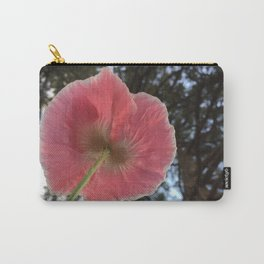 Poppy Perspective Carry-All Pouch