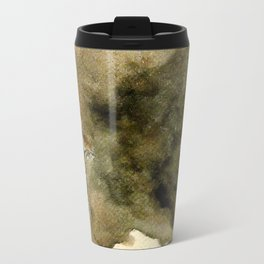 The Abyss Stares Back Travel Mug