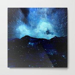 Nightscape 1 Metal Print