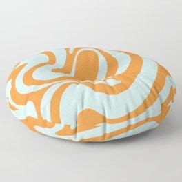 Simple Liquid Shapes Floor Pillow