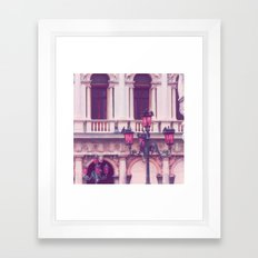 LA SERENISSIMA Framed Art Print