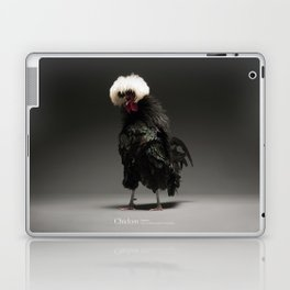 Chic!ken - Black Polish Laptop & iPad Skin