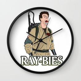 Ray-bies Wall Clock