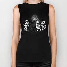 Dark Side Disco Dancing Biker Tank