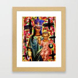 VM&BJ Framed Art Print