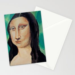 Retro Lisa Stationery Cards