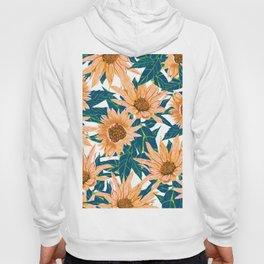 Blush Sunflowers Hoody