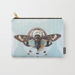 moon cicada Carry-All Pouch
