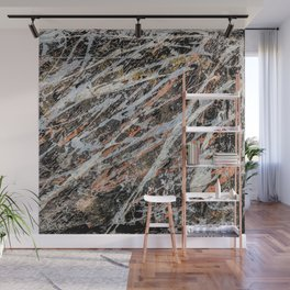 Copper Ore painting Wall Mural