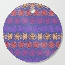 Vintage Kaleidoscope Cutting Board