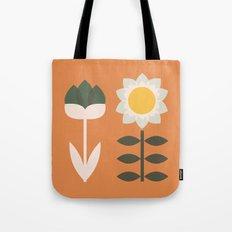 Set Sun Mandarin Tote Bag