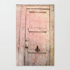 door4 Canvas Print