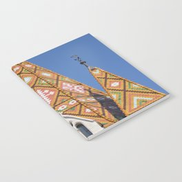Buda Castle Notebook
