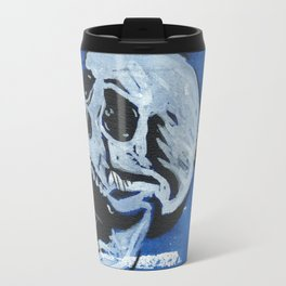 Gunga Skull 04 Travel Mug