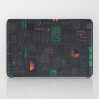 audi iPad Cases featuring AFK by Hector Mansilla