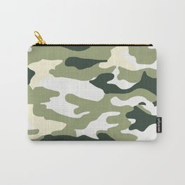 Camouflage pattern one Carry-All Pouch