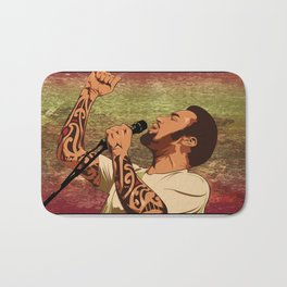 Fight For Your Mind Bath Mat