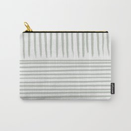 Contra Sage Lines  Carry-All Pouch