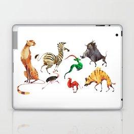 African animals 2 Laptop & iPad Skin