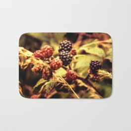 Fruits of the Forest Bath Mat