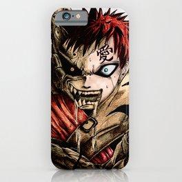 GAARA iPhone Case