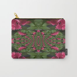Flowering Pinkness... Carry-All Pouch