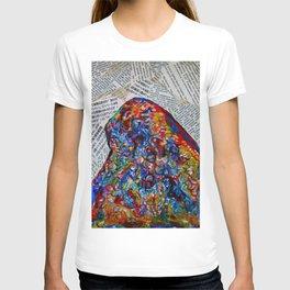 YIN YANG WORDS #society6 #decor #buyart T-shirt