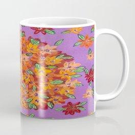Floral Sphere Coffee Mug