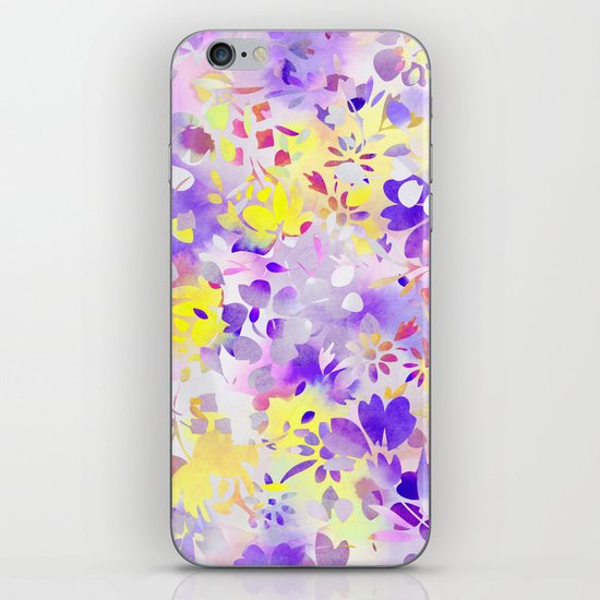 Floral Spirit 2 iPhone & iPod Skin
