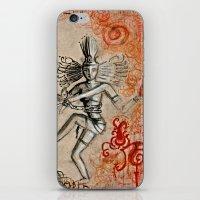 shiva iPhone & iPod Skins featuring Shiva by Maithili Jha