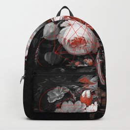 sacred flowers Backpack