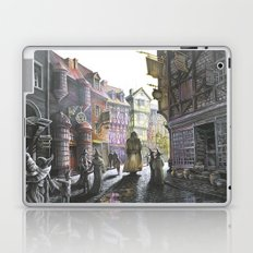 Diagon Alley Laptop & iPad Skin