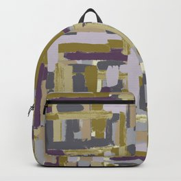 abstract marks Backpack