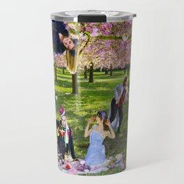 Alice au pays des Sakura // Alice in Sakuraland Travel Mug