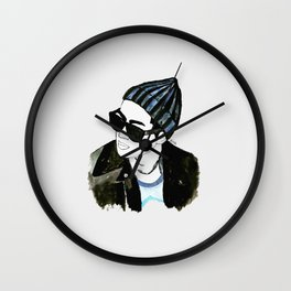 Only One. Wall Clock