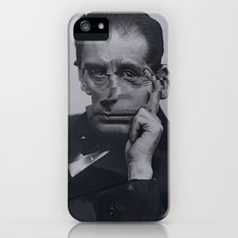 Cut Gropius 2 iPhone Case