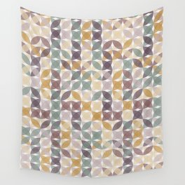 Stitching ispered pattern 1 Wall Tapestry