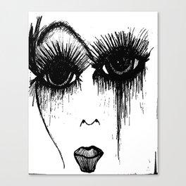 Its Just Julia Canvas Print