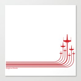 X-Wing Starfighter Canvas Print