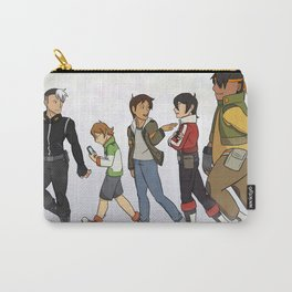 Team Voltron Carry-All Pouch