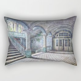 Hallway floor Rectangular Pillow