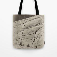 Yosemite Half Dome Hikers Tote Bag