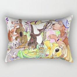 June Concert Rectangular Pillow